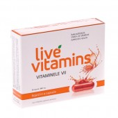 Live Vitamins 30cps